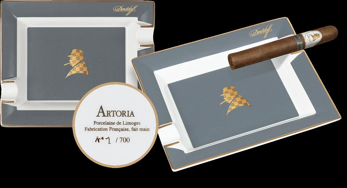 Davidoff Winston Churchill Limited Edition 2021 Aschenbecher