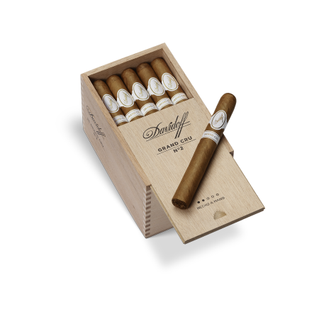 Davidoff Grand Cru No. 2, Box of 25