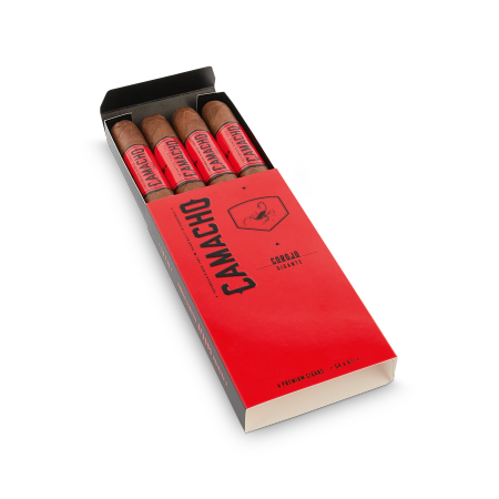 Camacho Corojo Gigante, Pack of 4