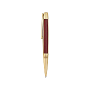 S.T. Dupont Iron Man Defi Ball Point Pen, Red