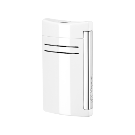 S.T. Dupont MaxiJet Lighter, white
