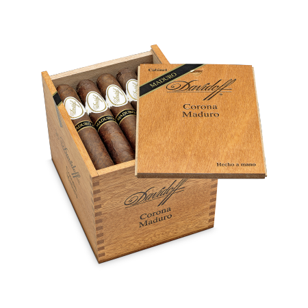 Davidoff Maduro Corona, Box of 25