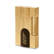S.T. Dupont James Bond 007 Ligne 2 Lighter, Gold