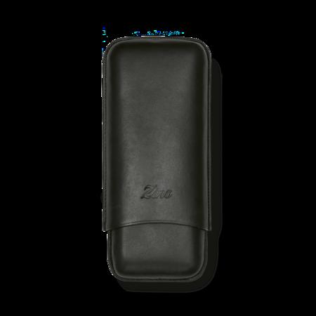 Zino Cigar Case Black, 2  Cigars / R