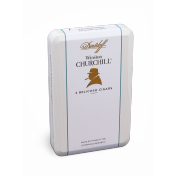 Davidoff Winston Churchill Belicoso, Tin of 4