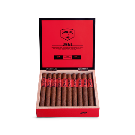 Camacho Corojo Corona, Box of 20