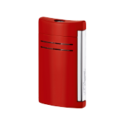 S.T. Dupont MaxiJet Lighter, Red Lacquer