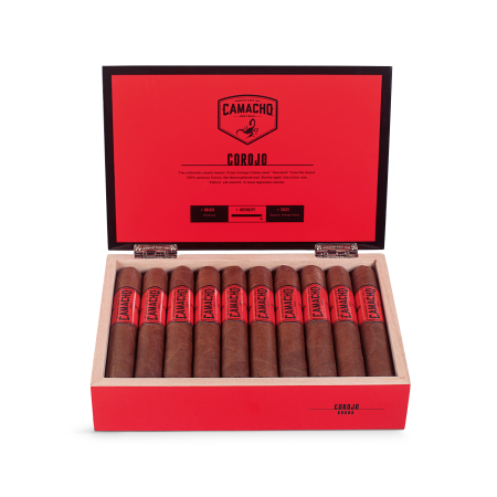Camacho Corojo Gordo, Box of 20