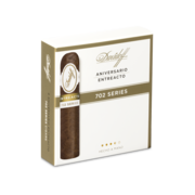 Davidoff 702 Series Entreacto, Pack of 4