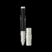 S.T. Dupont Line D Pen Vitruvian Man, Roller Ball / Black & Palladium