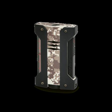 S.T. Dupont Defi Extreme Lighter, Camo Desert Digital