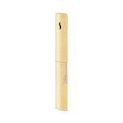 S.T. Dupont The Wand Jet Lighter, Brushed Gold