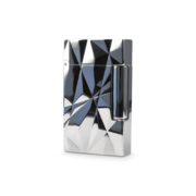 S.T. Dupont Ligne 2 Lighter Crazy Diamonds, Palladium