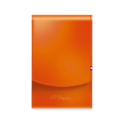 S.T. Dupont Cigarette Case Cigar Universe, Orange