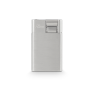 Zino ZS Jet Flame Lighter, Chrome Satin