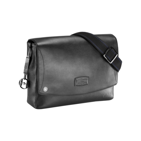 S.T. Dupont Star Wars Line D Messenger Bag, Black