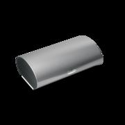Zino Platinum Humidor Cavern, Silver / Small
