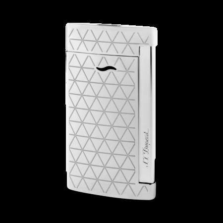 S.T. Dupont Slim 7 Lighter, Chrome Fire Head
