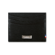 S.T. Dupont Credit Card Holder, Black / Contraste