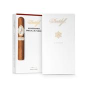 Davidoff Aniversario Special 'R', Holiday Gift Pack of 3 Tubos