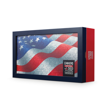 Camacho Liberty 2019, Throwback 2012 / Box of 20
