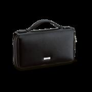S.T. Dupont Line D Organizer Bag, Black / Contraste