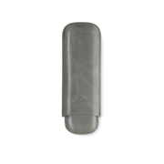 Zino Cigar Case Grey, 2  Cigars / DC