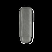 Zino Cigar Case Grey, 2  Cigars / DC