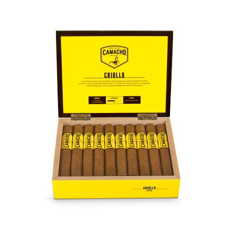 Camacho Criollo Toro, Box of 20
