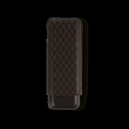 Davidoff Cigar Case Curing, Brown / 2 Cigars / XL