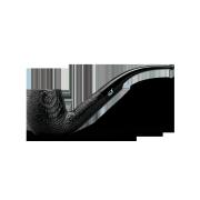 Davidoff Cognac Classic Bent Pipe, Sandblasted Black