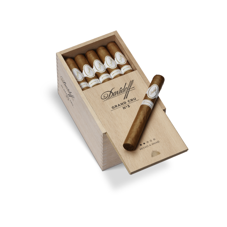 Davidoff Grand Cru No. 3, Box of 25