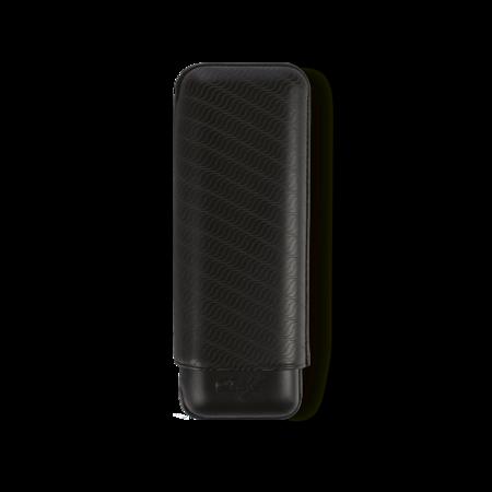 Davidoff Cigar Case Enjoyment, Black / 2 Cigars / XL