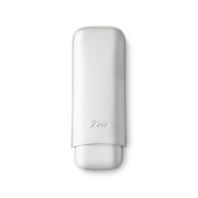 Zino Cigar Case White, 2  Cigars / XL
