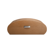 Davidoff Dome Humidor 'Leather Collectio, Leather / Light Brown