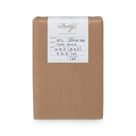 Davidoff Small Batch No. 2, Bundle of 10