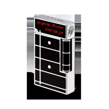 S.T. Dupont Ligne 2 'Rolling Stones' Lighter, Rolling Stones