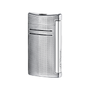 S.T. Dupont MaxiJet Lighter, chrome grid
