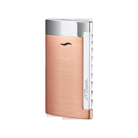 S.T. Dupont Slim 7 Lighter, Brushed Copper