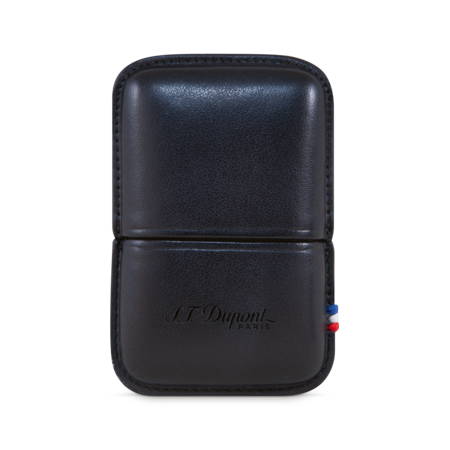 S.T. Dupont Lighter Ligne 2, Black / Case