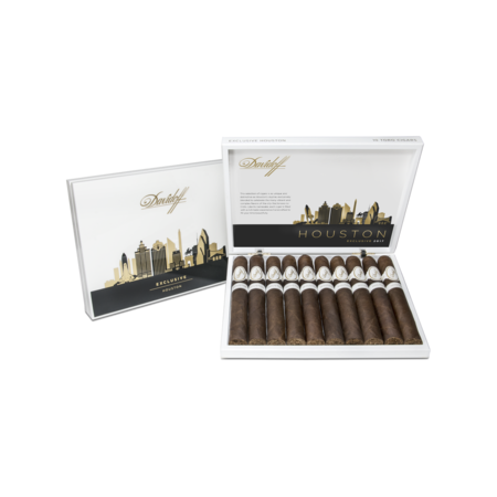 Davidoff Exclusive Houston 2017, Box of 10