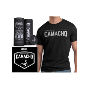Camacho T-Shirt 'in a Can', L Men's