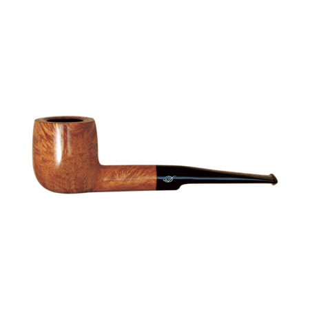 Davidoff Pot Large Pipe, Natural Light Brown