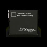 S.T. Dupont Fountain Pen Cartridge Refill, black