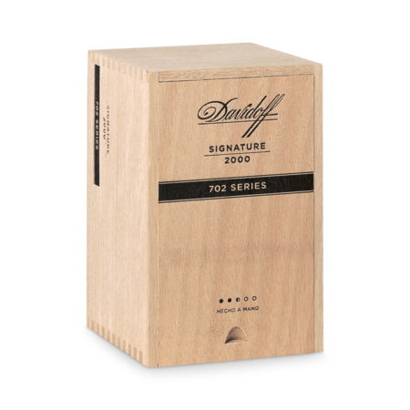 Davidoff 702 Series 2000, Box of 25