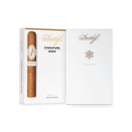 Davidoff Signature 6000, Holiday Gift Pack of 4