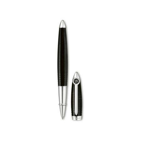 S.T. Dupont Streamline R Pen Matt Black, Roller Ball