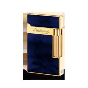 S.T. Dupont Ligne 2 'Atelier Collection' Lighter, Dark Blue