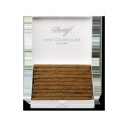 Davidoff Mini Cigarillos Silver, Pack of 20