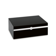 S.T. Dupont Humidor, Black Lacquer